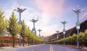 """智能路灯开启照明新思路,""""中铁灯联网""""展现城市新容颜钢过滤器"""